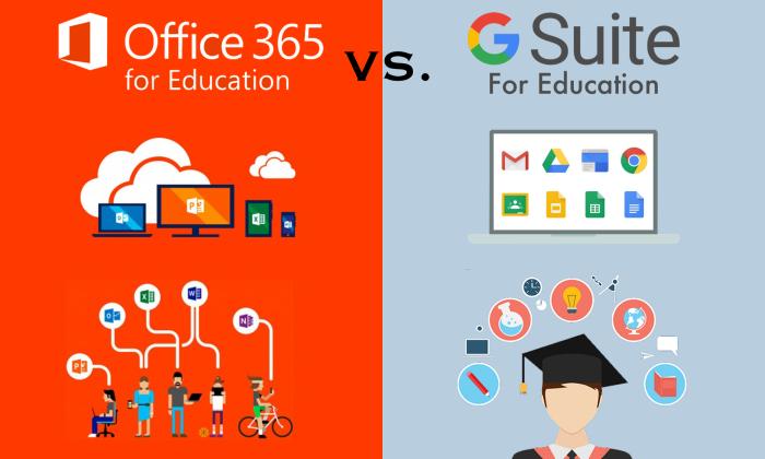 O365 vs. GSuite