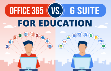 Office 365 vs G Suite SMACKDOWN – Brave In The Attempt