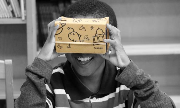 Google Cardboard Student