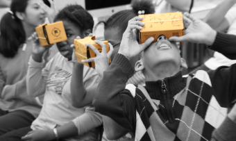 Google Cardboard Students