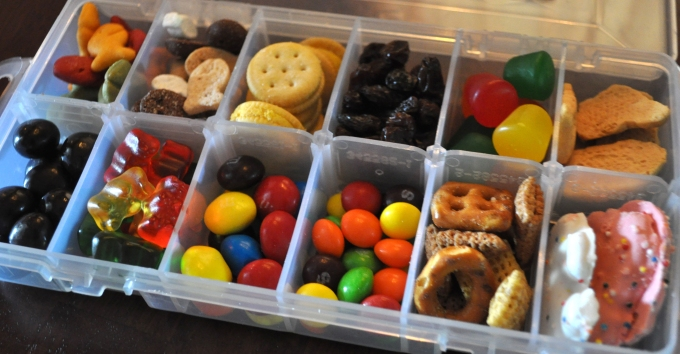 ABA Box of sweets