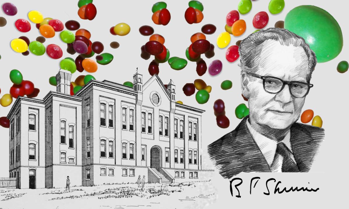 School, Skittles, & B.F. Skinner