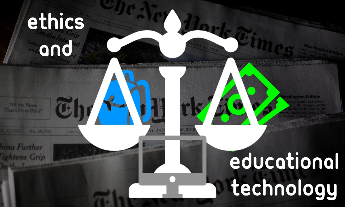 Responding to Ethics Concerns About EdTech