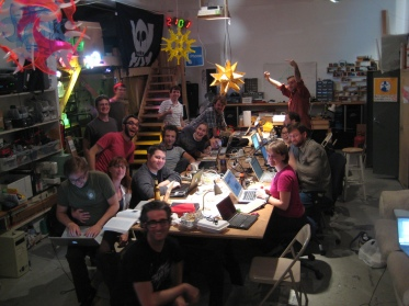 NYCResistor-Hackerspace- hangout