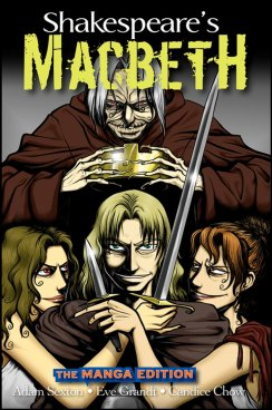 Shakespeare_s Macbeth - The Manga Edition