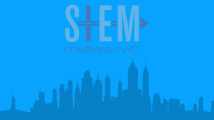 STEM Matters Banner
