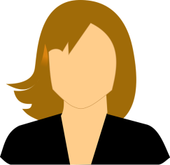 female teacher icon