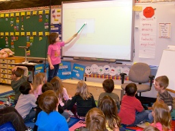 SMARTBoard in the Classroom