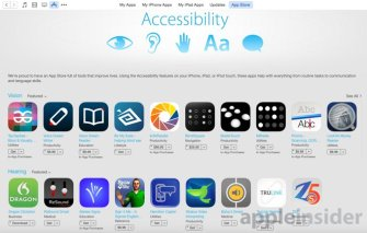 App Store Accessibility