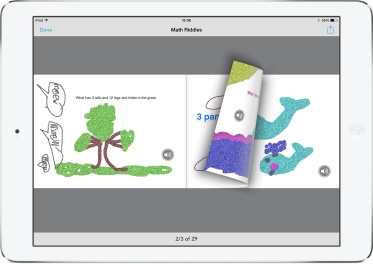 Previewing-a-Book-Creator-book-in-Showbie