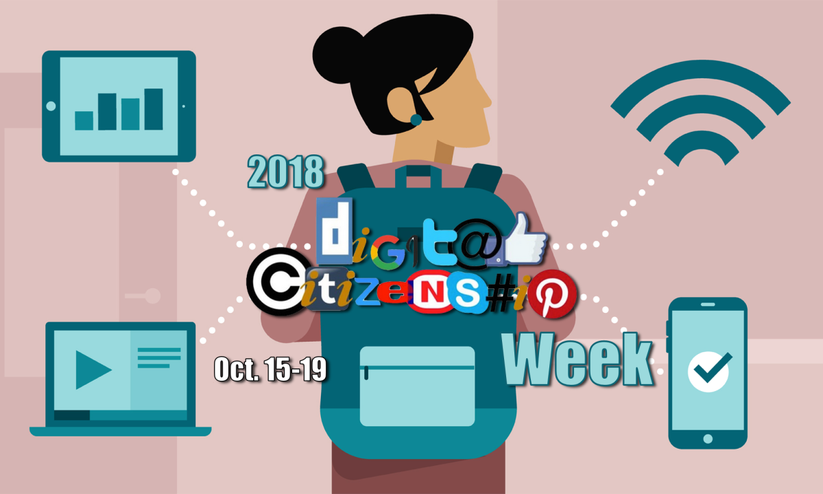 2018 Digital Citizenship Week: Activities for Every Day