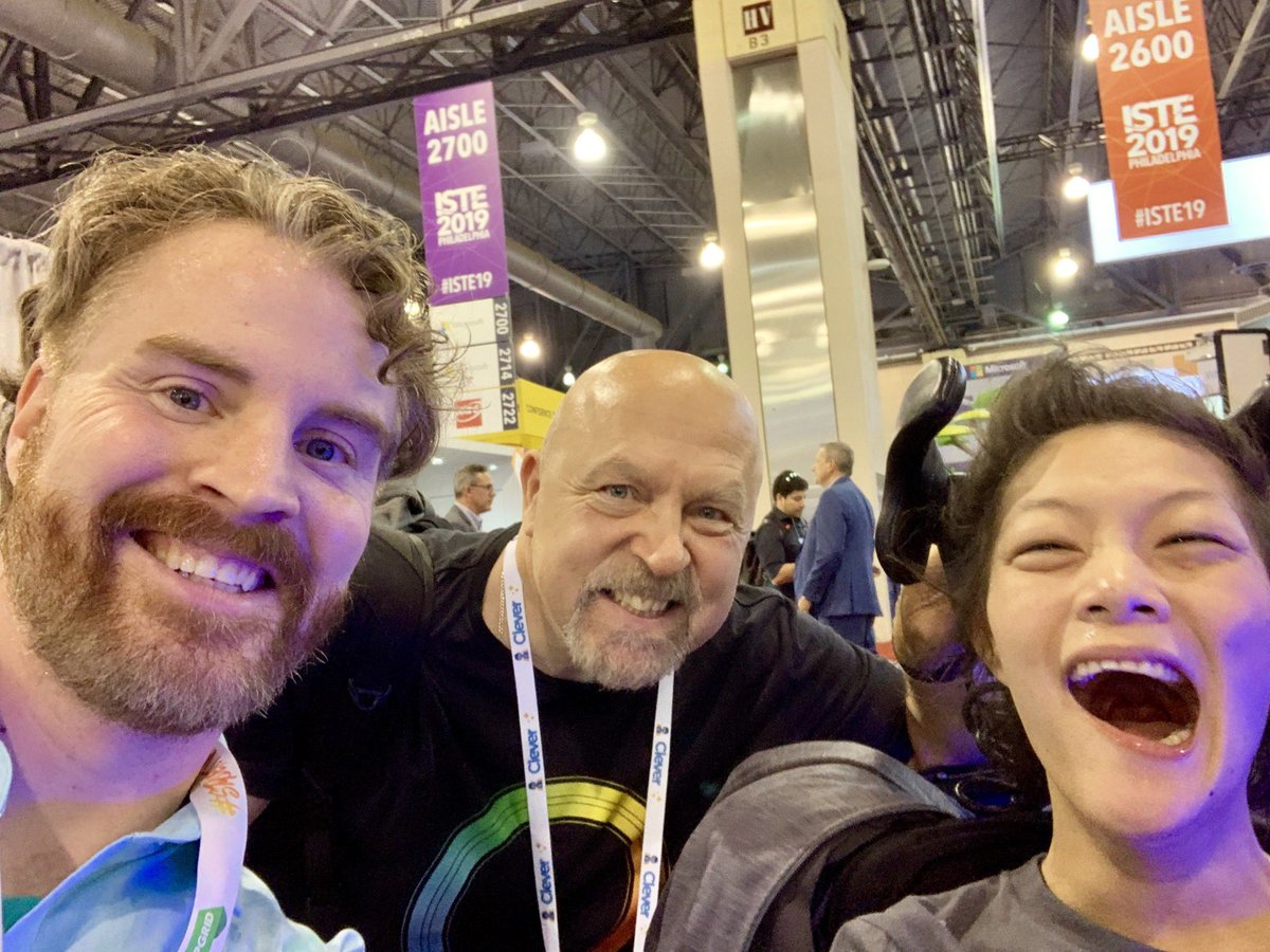 Sean Arnold, Mark Coppin, and Sady Paulson
